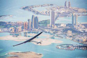 Solar Impulse 2 Launches #FUTUREISCLEAN before Take-Off-VIDEO (1Sun4All)