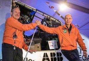 Solar Impulse 2 Leg #1: Abu Dhabi (UAE)-Muscat (Oman)-VIDEO (1Sun4All)